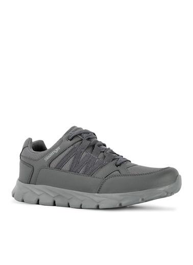 Slazenger Slazenger KEYLESS Yürüyüş Erkek Ayakkabı K. Antrasit